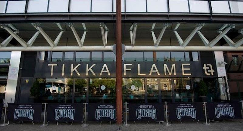 View The Menu At Tikka Flame Bristol