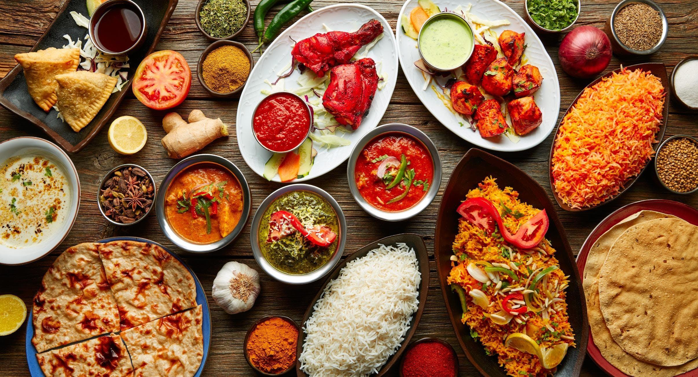 Salim's Indian Restaurant Loughborough image 1
