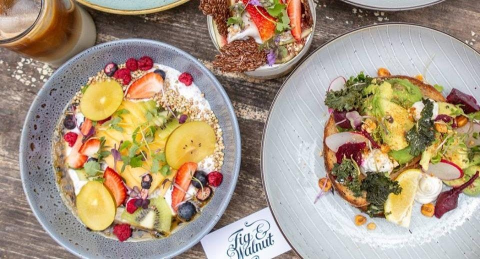 Fig and Walnut Cafe Seddon Melbourne image 1