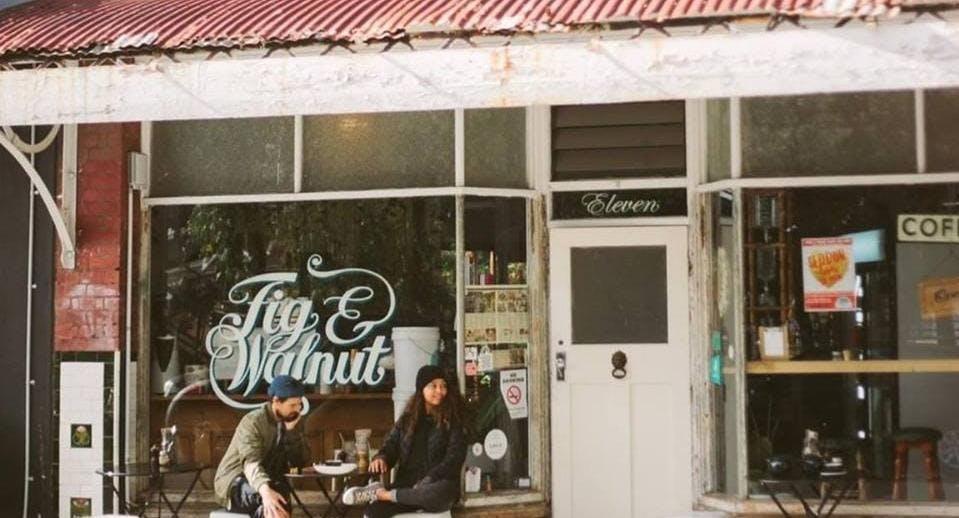 Fig and Walnut Cafe Seddon Melbourne image 2