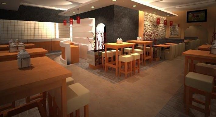 Restaurant im Hotel Arnes