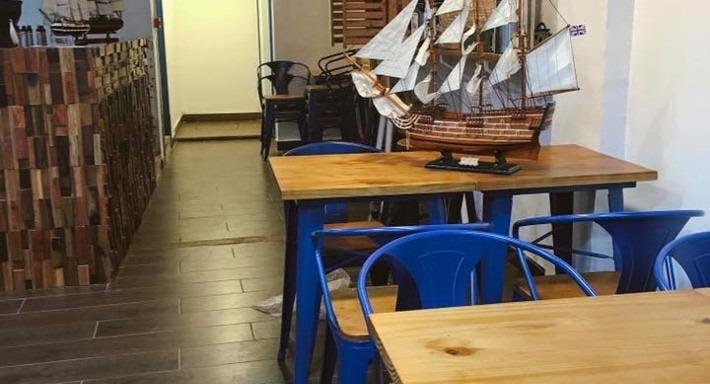 Postcard Café 航海主題咖啡廳 Hong Kong image 3