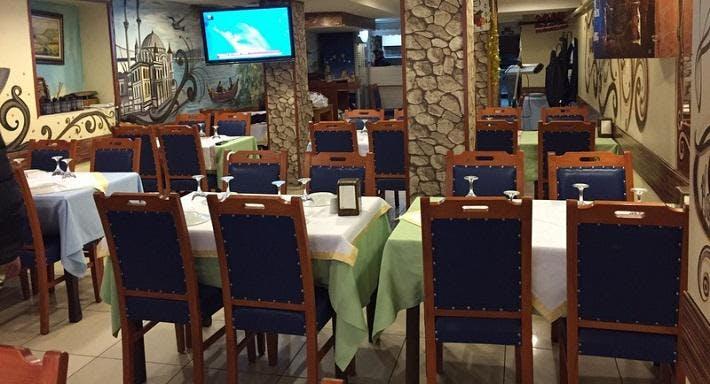 Blue İstanbul Restaurant