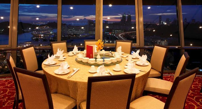 Prima Tower Revolving Restaurant Singapore image 2