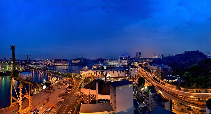 Prima Tower Revolving Restaurant Singapore image 4