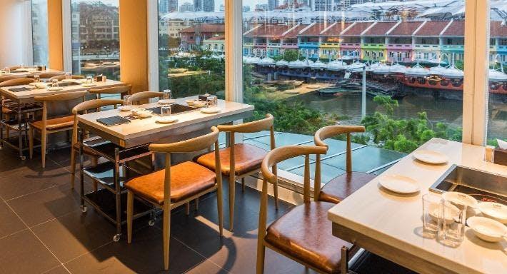 Upin Hot Pot - Clarke Quay Singapore image 3