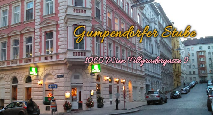 Gumpendorfer Stube Wien image 2