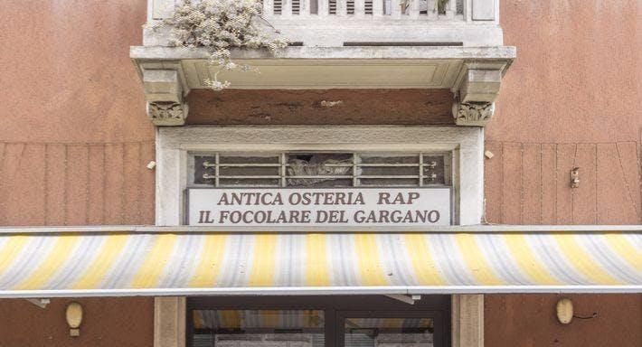 Osteria Rap Del Gargano Milano image 12