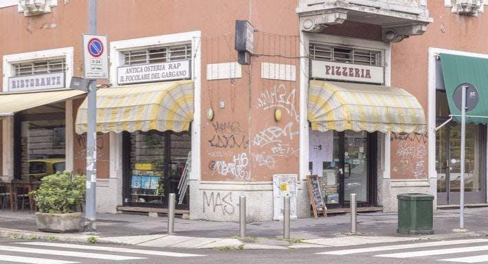 Osteria Rap Del Gargano Milano image 11