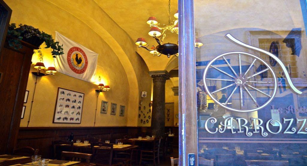 Le Antiche Carrozze Firenze image 1