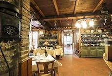Restaurant Archimede in Reggello, Florence