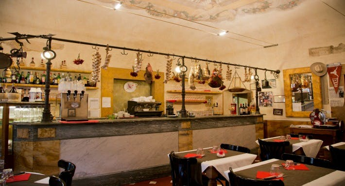 Trattoria Porcospino Florence image 2