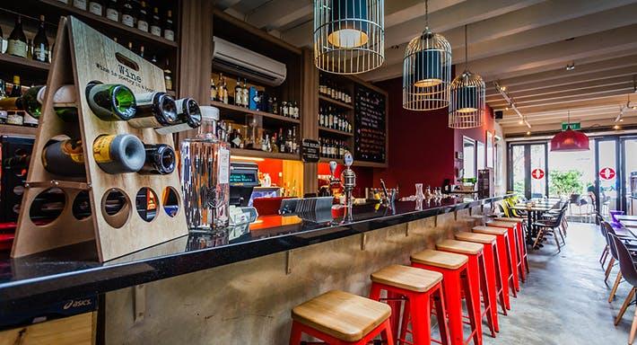 Praelum Wine Bistro Singapore image 1