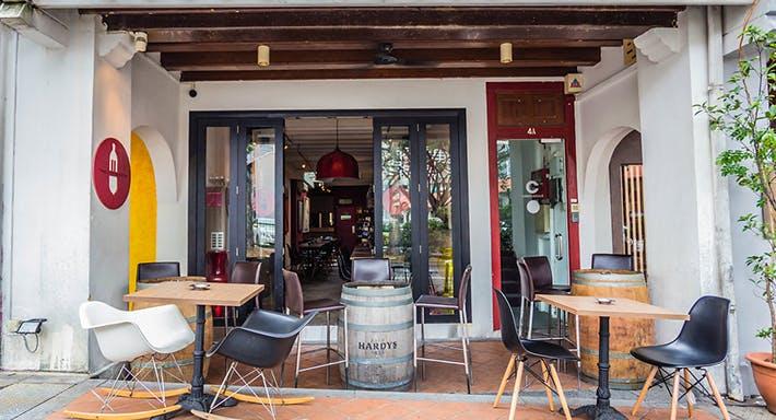 Praelum Wine Bistro Singapore image 3
