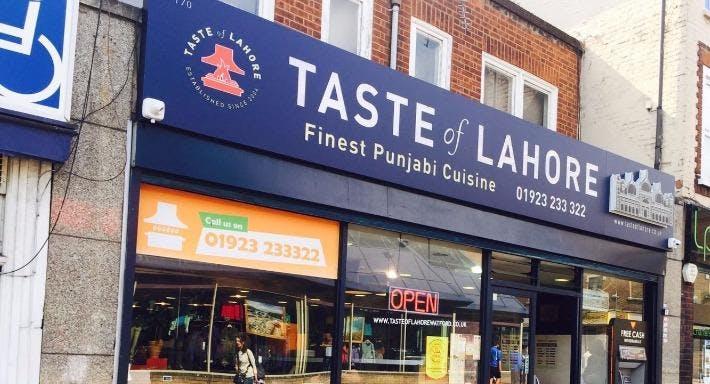Taste Of Lahore Watford