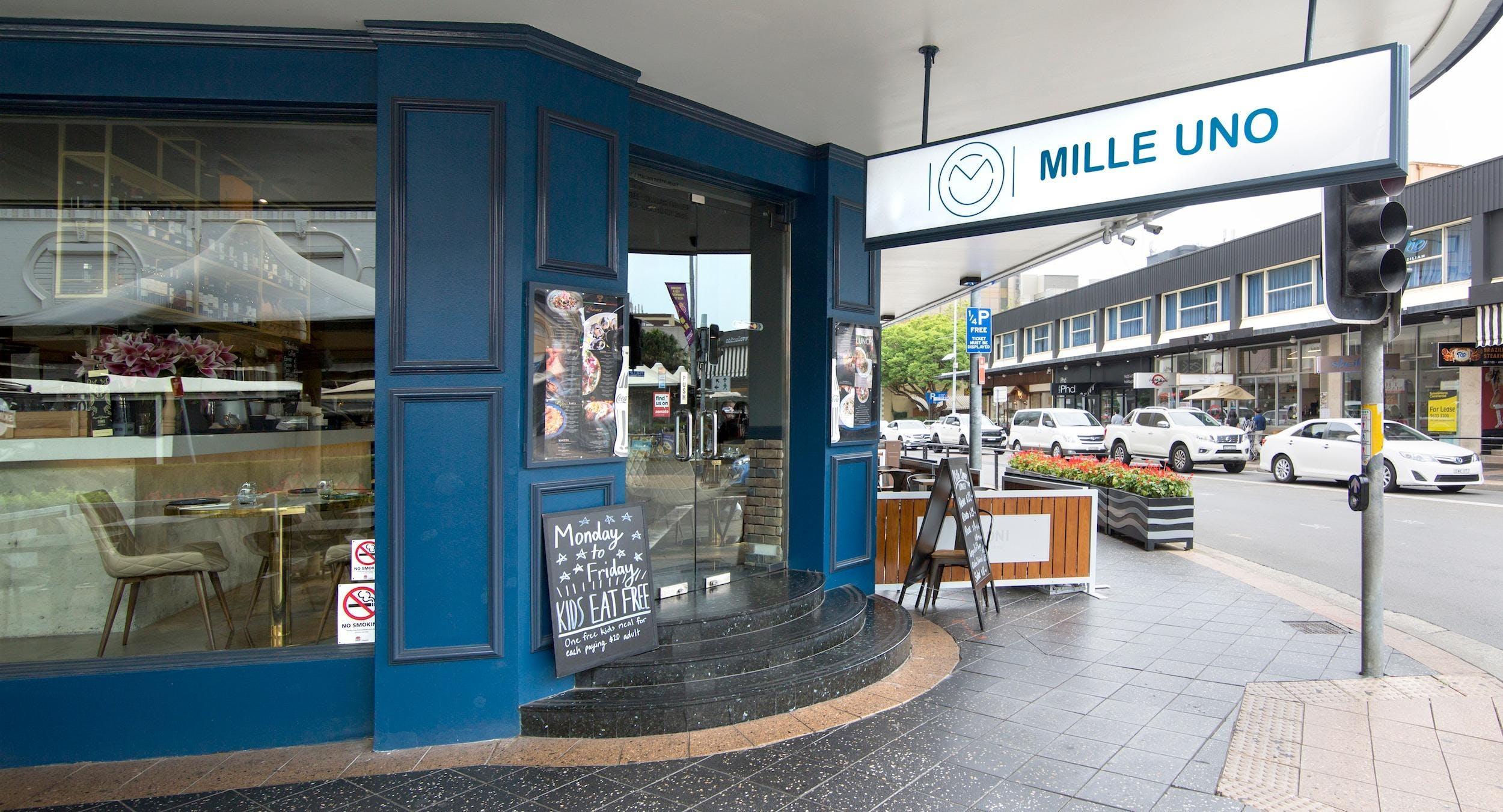 Mille Uno Sydney image 2
