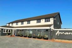 Restaurant Amantola Restaurant in Great Boughton, Chester
