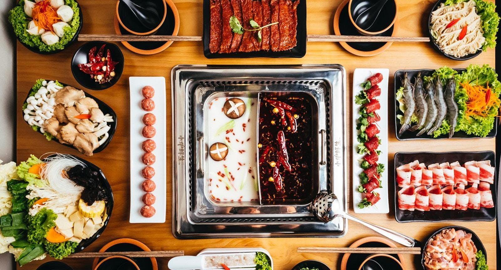 Shi Jian Hot Pot - 食间火锅 Suntec City Singapore image 1
