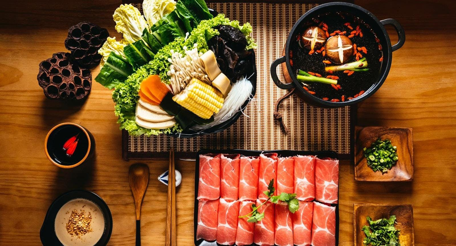 Shi Jian Hot Pot - 食间火锅 Suntec City Singapore image 3