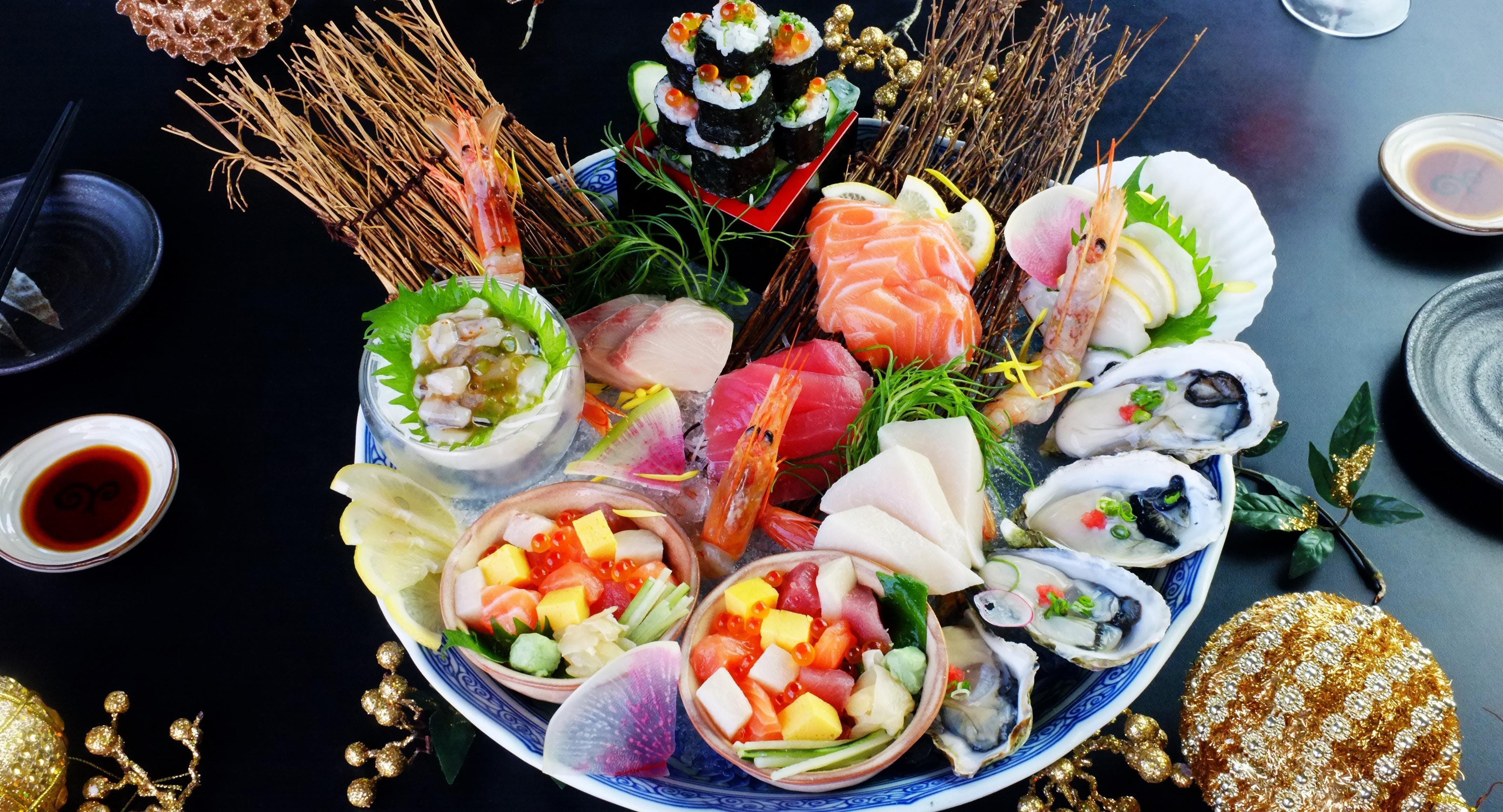 Tsukiji Fish Market Restaurant