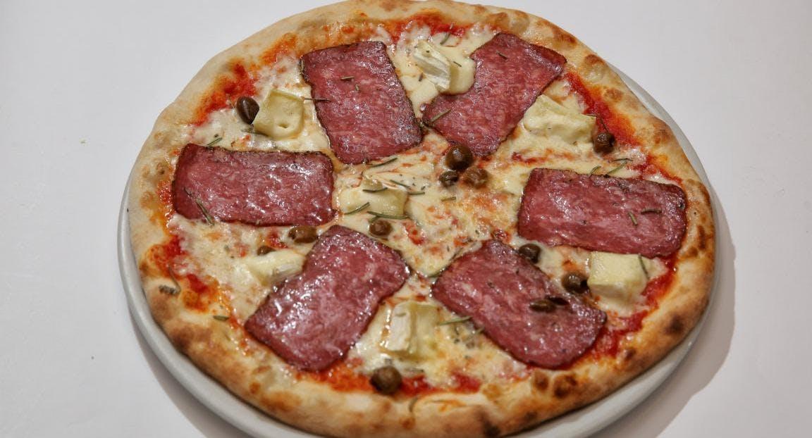 Trattoria Pizzeria da Mamo