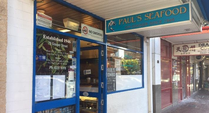 Paul's Seafood on Gouger