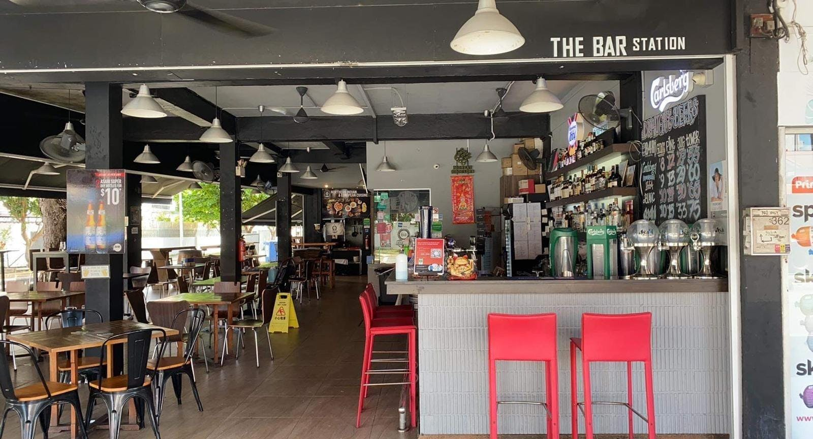 The BAR Station @ TK