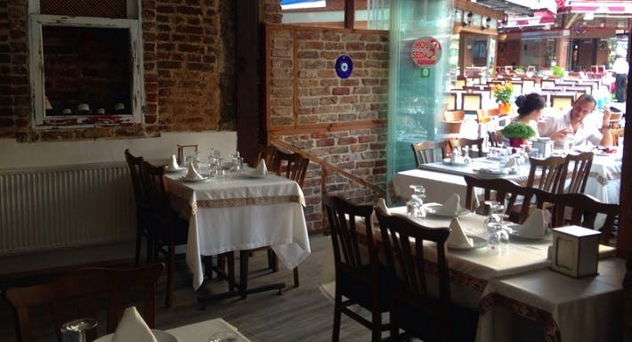 Kumkapı Hoş Seda Restaurant