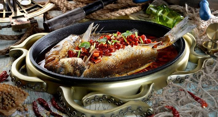 Shu Jiang Grilled Fish - Resorts World Sentosa Singapore image 9