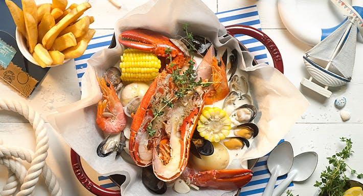 Brizo Restaurant & Bar Singapore image 10