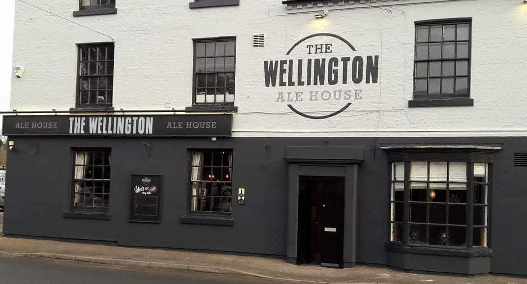 The Wellington Ale House Lichfield image 2