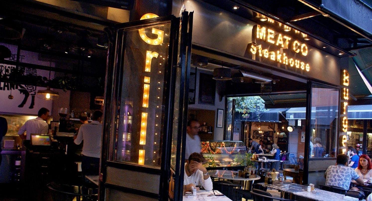 Meat Co Burger Karaköy Istanbul image 3