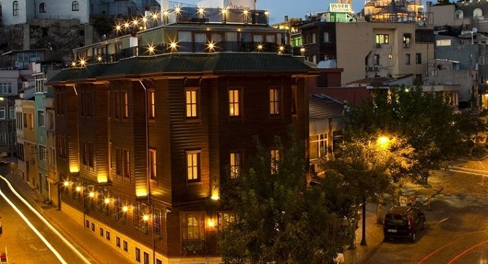 The Home Suites Restaurant Istanbul image 2