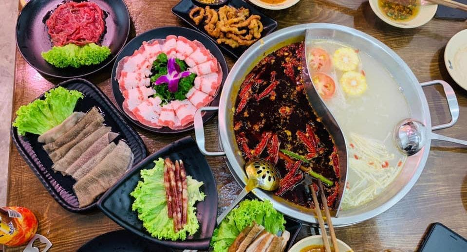 Jin Men Da Yuan Hotpot 锦门大院火锅 Singapour image 1