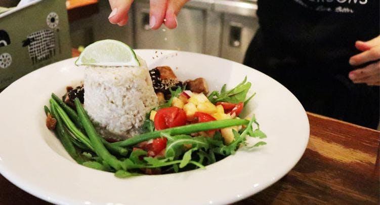 Hendersons Salad Table & Restaurant Edinburgh image 2