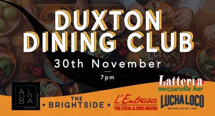 Duxton Dining Club