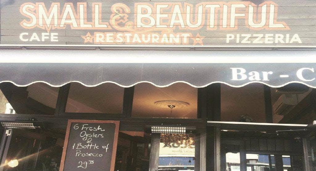 Small & Beautiful Restaurant Kilburn