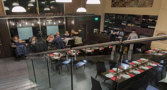 It italian fusion restaurant