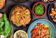 Restaurant Myung Ga Korean Restaurant in Soho, London