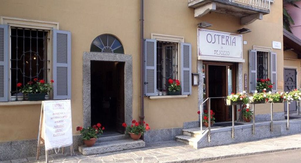 Osteria in Besozzo Varese image 1