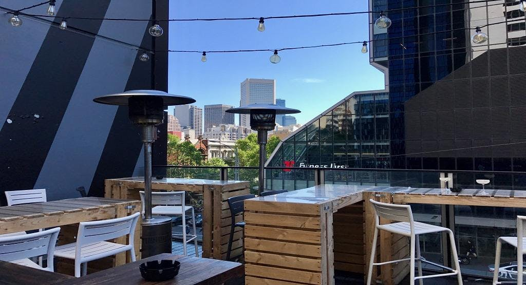 Red Hummingbird Rooftop Bar Melbourne image 1