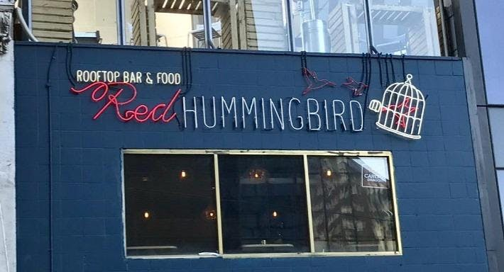 Red Hummingbird Rooftop Bar