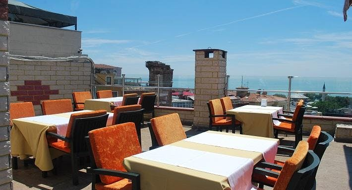 The Stone Terrace Restaurant