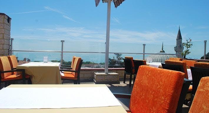The Stone Terrace Restaurant İstanbul image 1