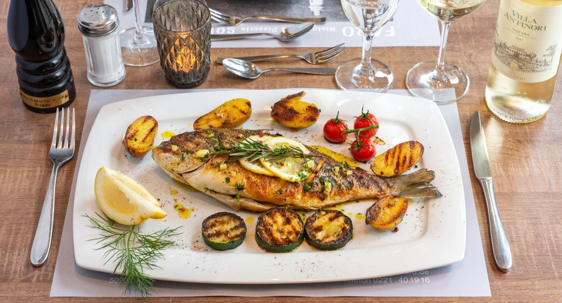 Faro Italienisches Restaurant Cologne image 1