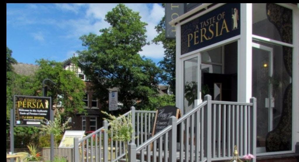 A Taste of Persia - Jesmond Newcastle image 1