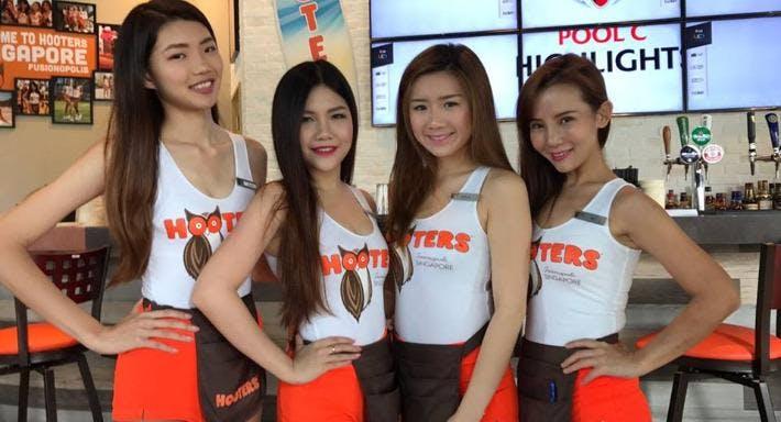 Hooters Singapore - Fusionopolis Singapore image 10