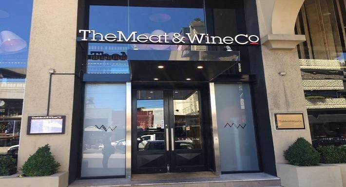 The Meat and Wine Co - South Yarra