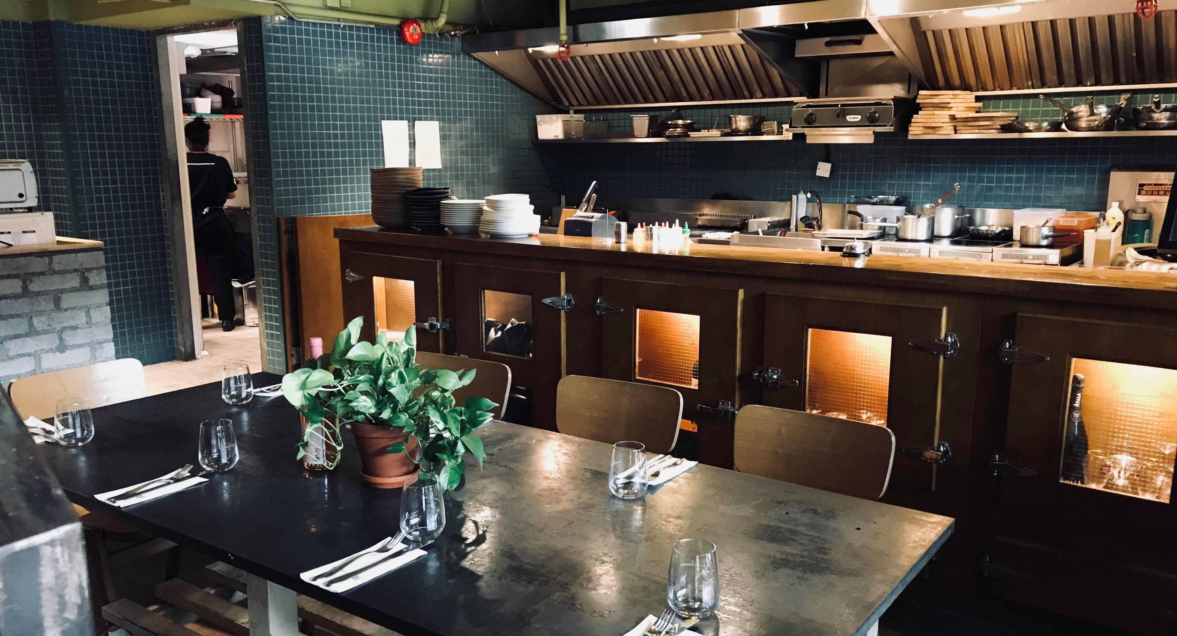 The Winery Kitchen + Bar Hong Kong image 3