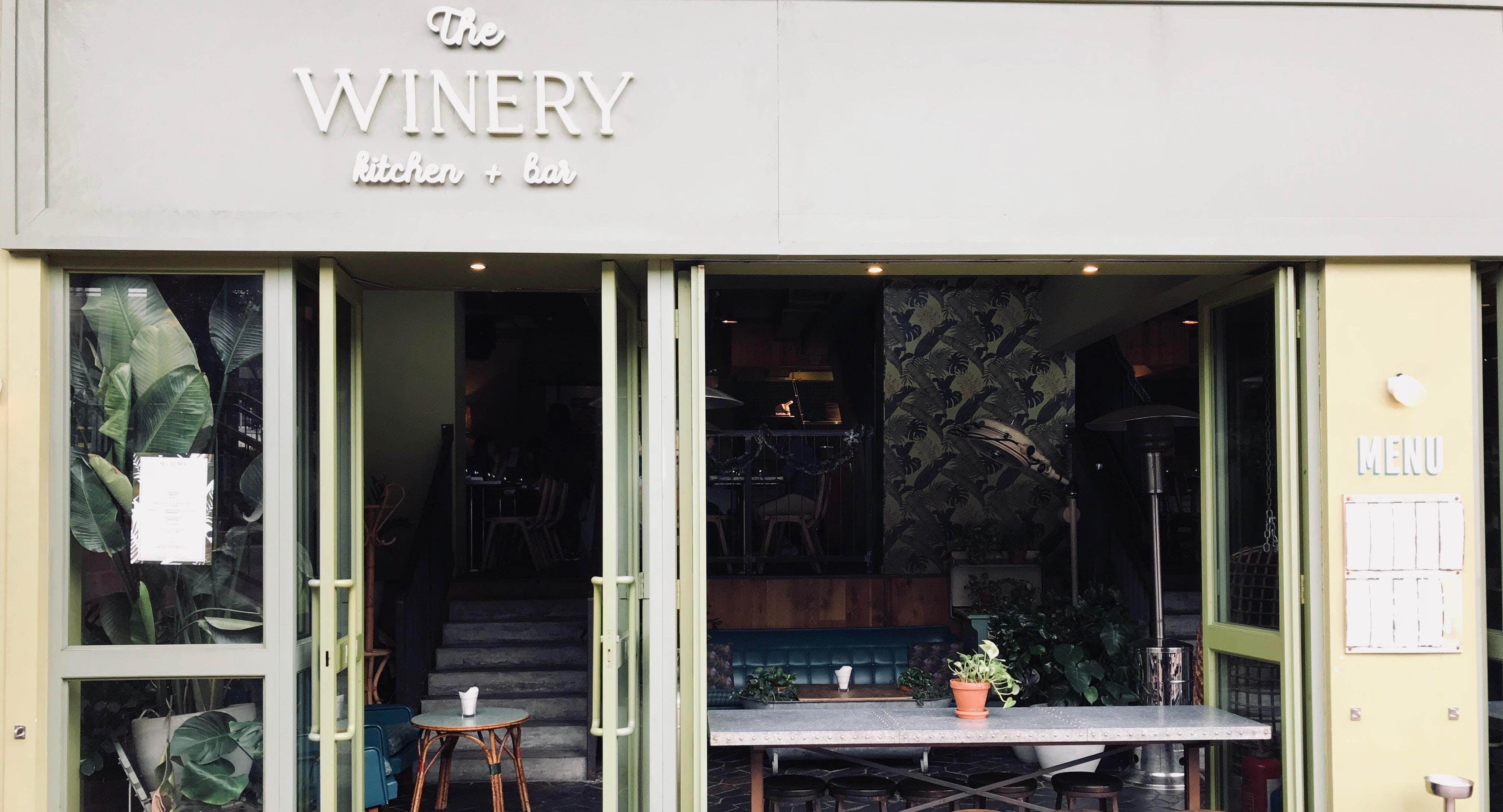 The Winery Kitchen + Bar Hong Kong image 2